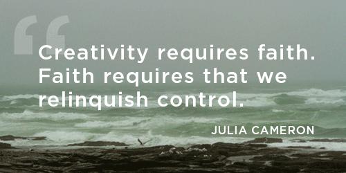 julia cameron quote